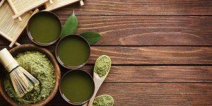 Groene thee is gezond