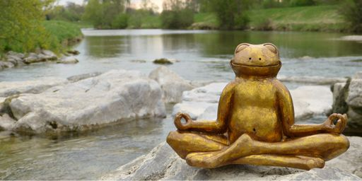 Spiritueel omgaan met je omgeving.