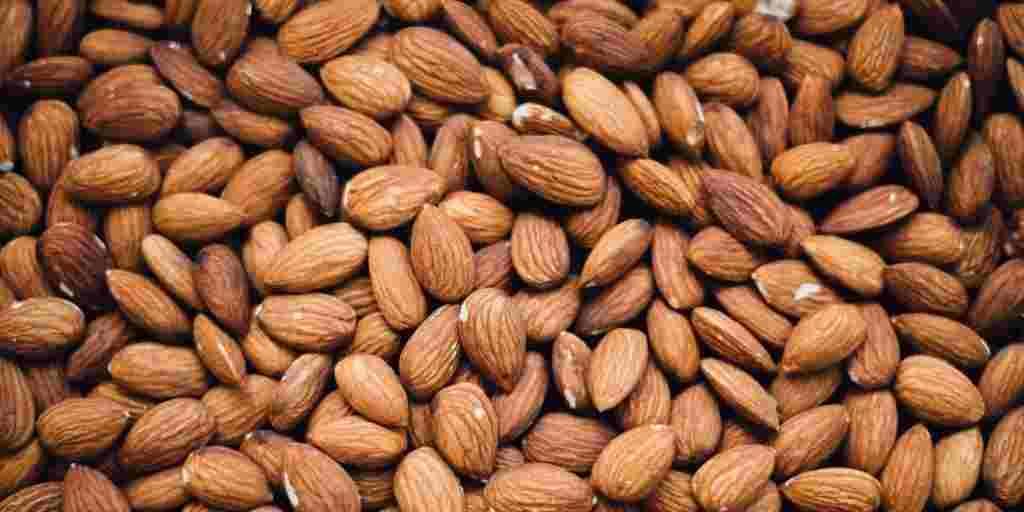 Gezonde snacks noten