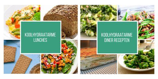 beste dieetboek met koolhydraatarme  recepten