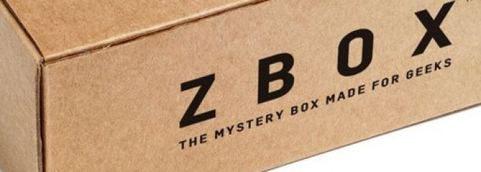 Mystery box bestellen